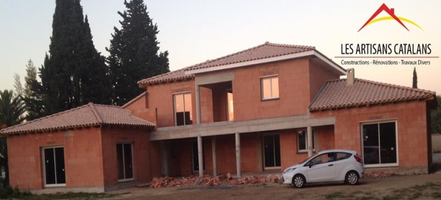 Constructeur maison perpignan les artisans catalans for Constructeur de maison perpignan
