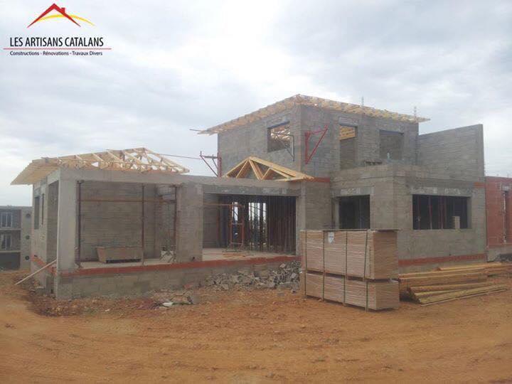 Maçon à Perpignan : construction maison et rénovation