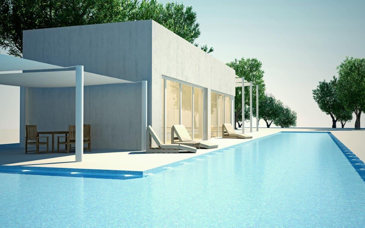 Quelle piscine construire sur mon terrain